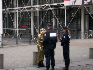 Egyptian questioned by Paris police
